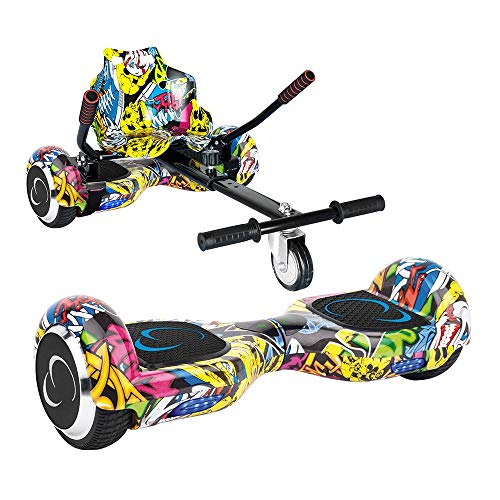 SMARTGYRO X2 + Go Kart Pack Street Skateboard eléctrico X2 UL (Hoverboard ...